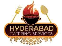 hyderabad catering services logo